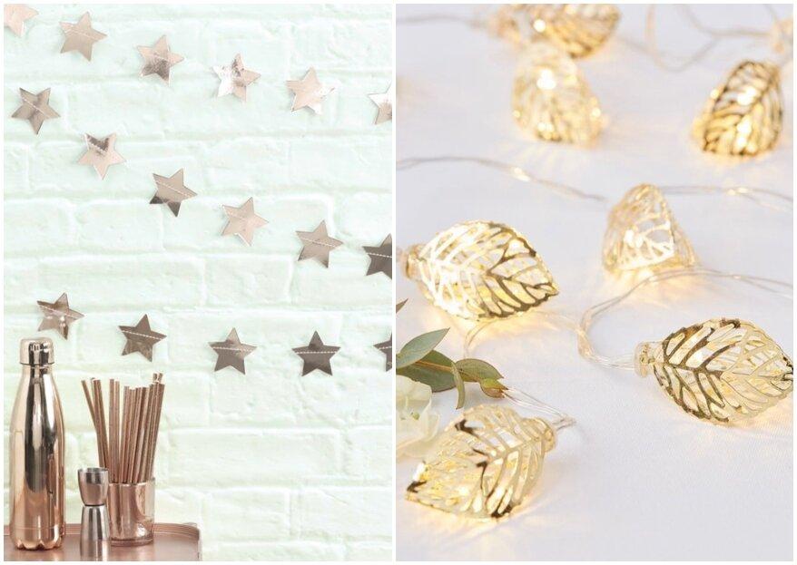 La decoración que necesitas para tus fiestas de Navidad: ¡vas a quererlo todo!