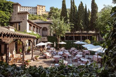 Hacienda del Cardenal, exclusividad y belleza histórica para tu boda en Toledo