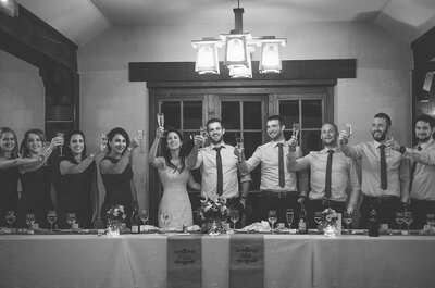 Les meilleures chansons 2017 pour l'arrivée des mariés dans la salle de réception !