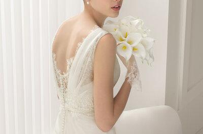 Prezzi abiti da sposa Rosa Clarà 2015: il sogno è a portata di mano!