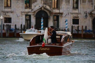 Los dos impresionantes vestidos de Alice Campello en su boda con Álvaro Morata