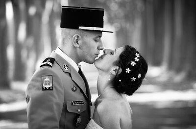 Bénédicte + Thibaut : tendresse éblouissante pour un mariage home-made