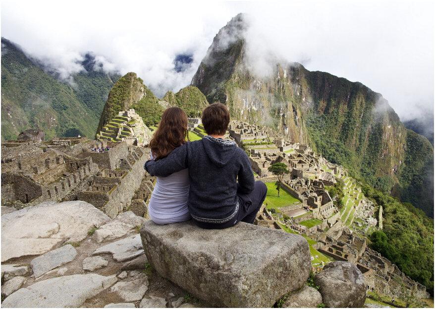 5 destinos para una luna de miel de aventura en Latinoamérica