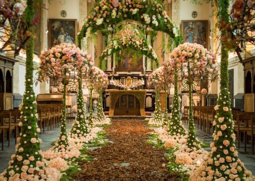 Rudy Casati: un vero e proprio sogno botanico alle vostre nozze