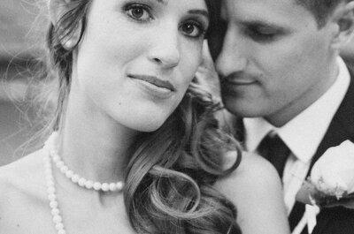 Idées coiffures 2015 : pour des mariées bohèmes et décontractées mais glamour à souhait