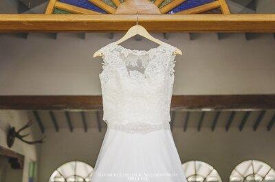 La boda de Natalia y Alejandro: ¡Un amor de la mejor cosecha!