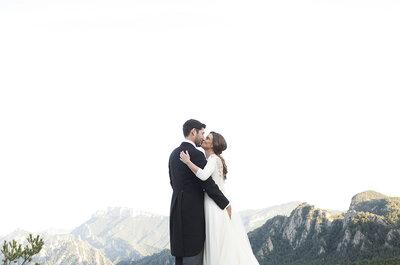 Tú, yo y una furgoneta muy especial: la boda de Caterin y Alejandro