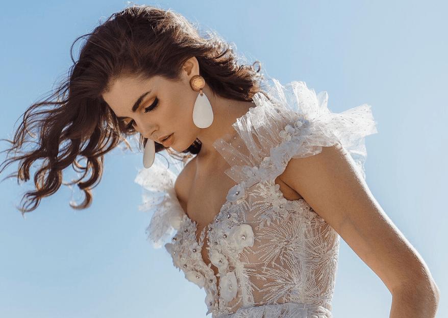 Miriam Méndez Makeup: maquillajes y peinados naturales y románticos para una novia actual
