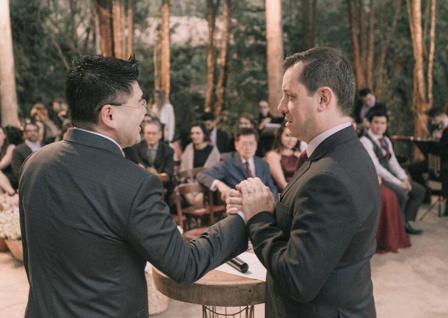 Mauricio Macri: o celebrante dos novos tempos com muita experiência para o seu casamento!