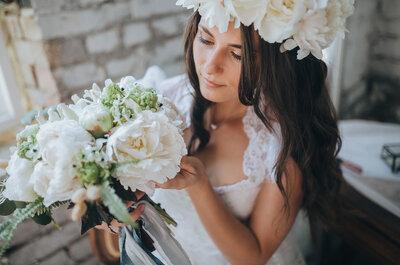 Los 3 pasos que toda novia e invitada tienen que seguir para tener un cabello perfecto