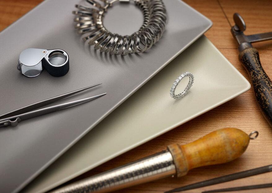 En la diferenciación está el lujo que mereces: elige un diseño único de Joyería Aguayo