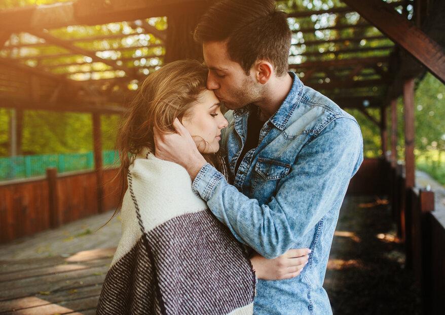 Las 10 cosas básicas que un hombre puede hacer para derretir a su chica