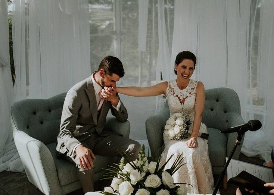 O casamento do século pode ser seu: saiba com quem deve contar para o concretizar!