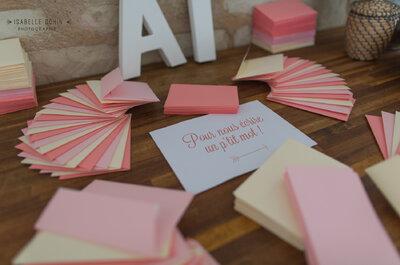 10 idées géniales pour que votre mariage soit divertissant en 2016!
