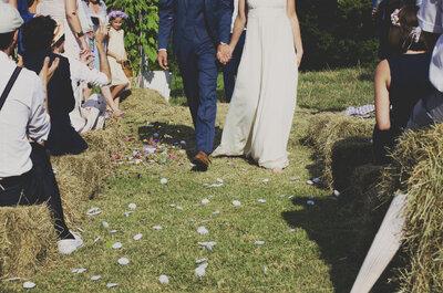 Comment organiser un mariage country chic en 2016