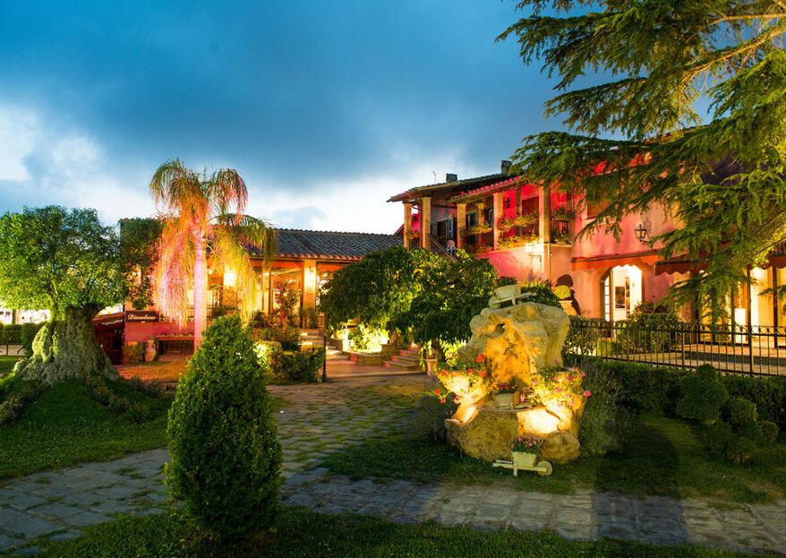 """Villa dei Desideri: una location che è il """"genio della lampada"""" del vostro matrimonio"""
