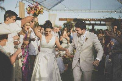 O que fazer com as flores, o bolo, o vestido e as fotos depois do casamento?