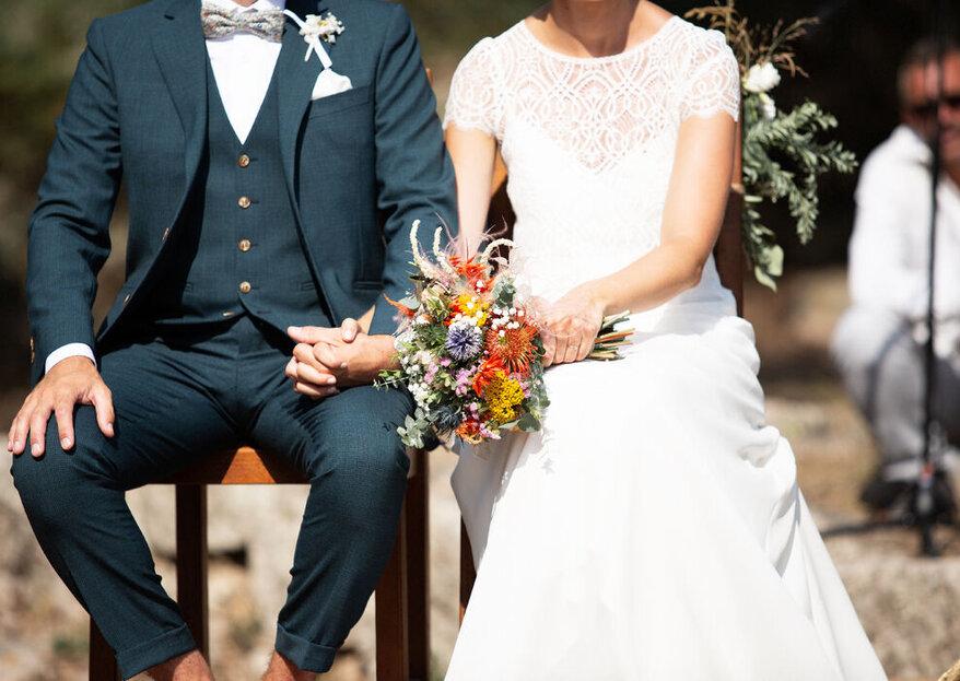 Où trouver votre tenue de marié ? En exclusivité découvrez nos coups de cœur !