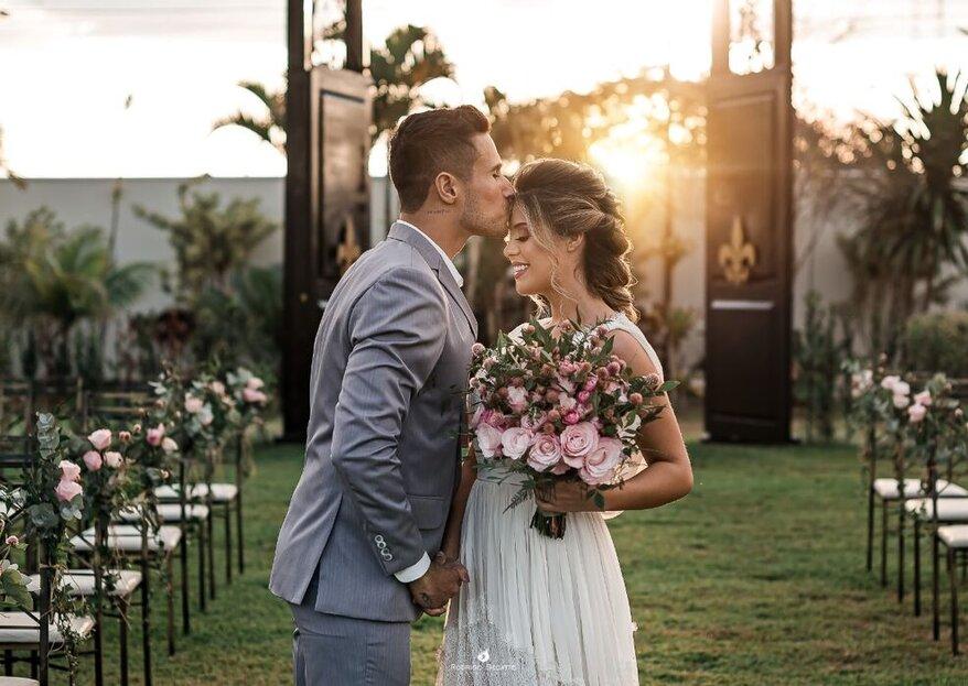 O lugar do seu casamento pode esconder surpresas incríveis!