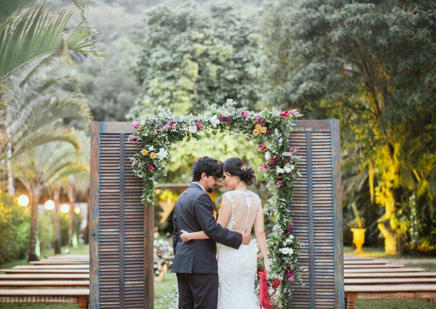 Casando no campo ou na fazenda? 10 dicas para encontrar o lugar perfeito!