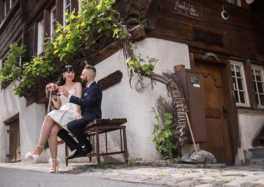 Bloggerin Ramona Bonbizin hat geheiratet und wir durften hinter die Kulissen schauen!