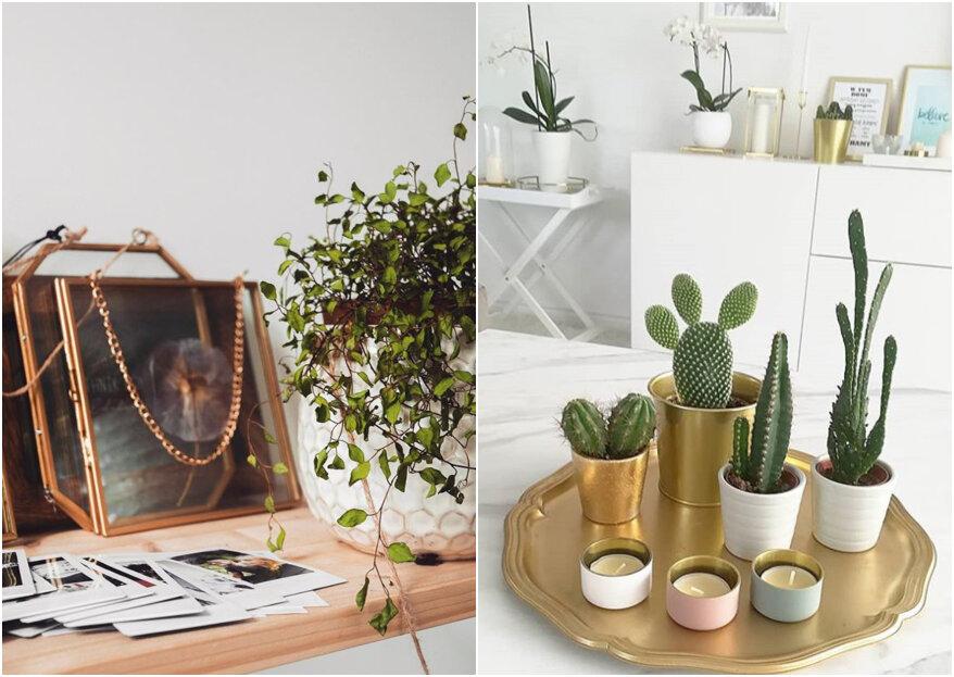 Lo que sí y lo que no se lleva este 2019 en decoración de hogar