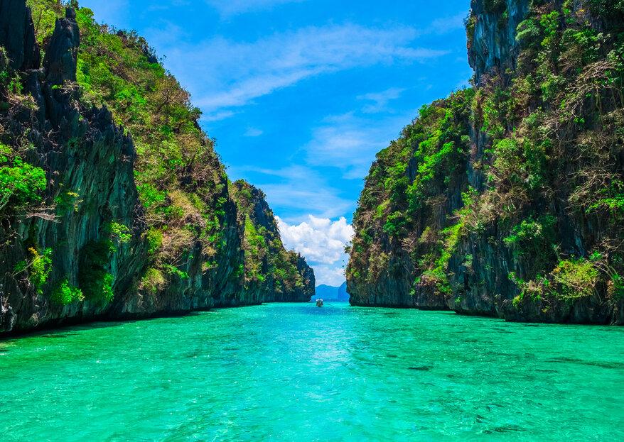 Lua de mel nas Filipinas: país asiático continua sendo tendência!