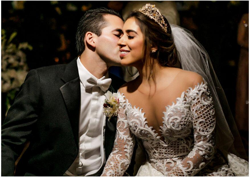 Giovanni y Marcela: una boda de carnaval, magia y ¡puro amor!
