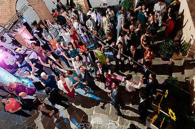 La boda de la semana - Una boda campestre en Segovia