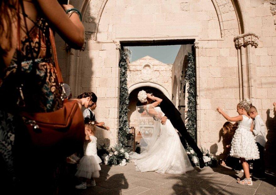 Giuseppe Santanastasio vi farà rivivere emozioni e ricordi grazie ad una raccolta di immagini uniche del tuo matrimonio!