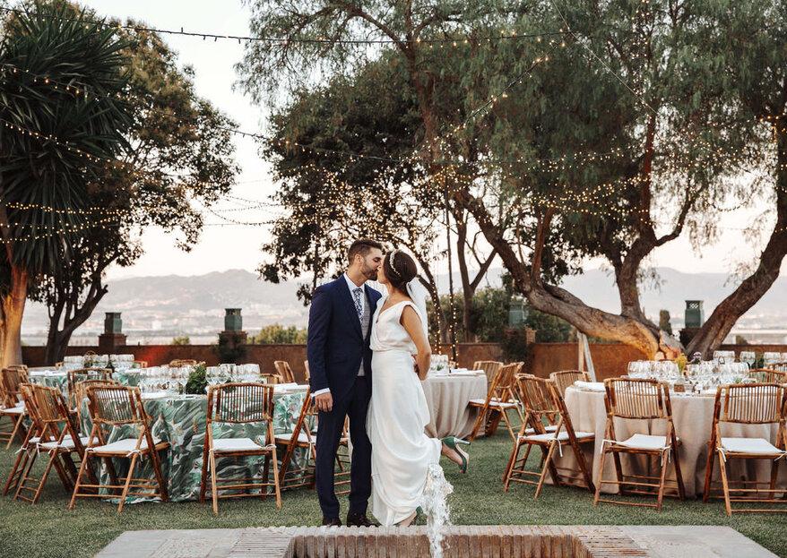 15 lugares para celebrar bodas modernas y con personalidad
