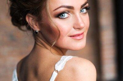Свадебный макияж: 5 советов для невесты от стилиста Людмилы Обориной
