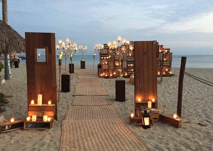Celebra tu unión con sol, arena y mar en Grand Matlali Hills Resort & Spa