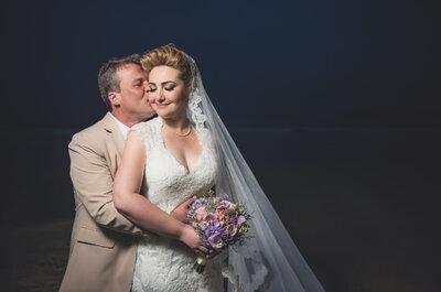 Rogéria & Fábio: casamento DIY maravilhoso foi o VENCEDOR da retrospectiva 2015!