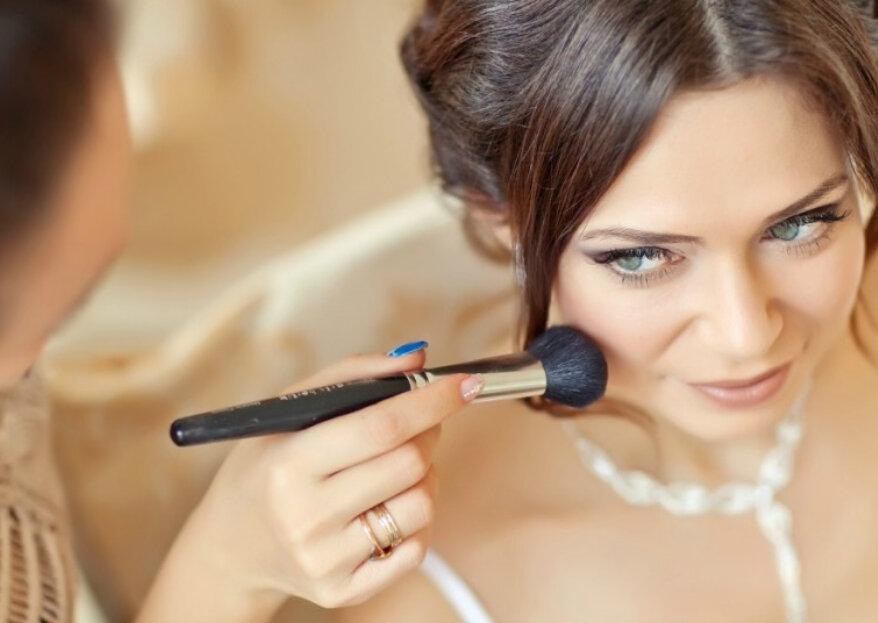 ¿Cómo elegir al maquillador perfecto para tu matrimonio?