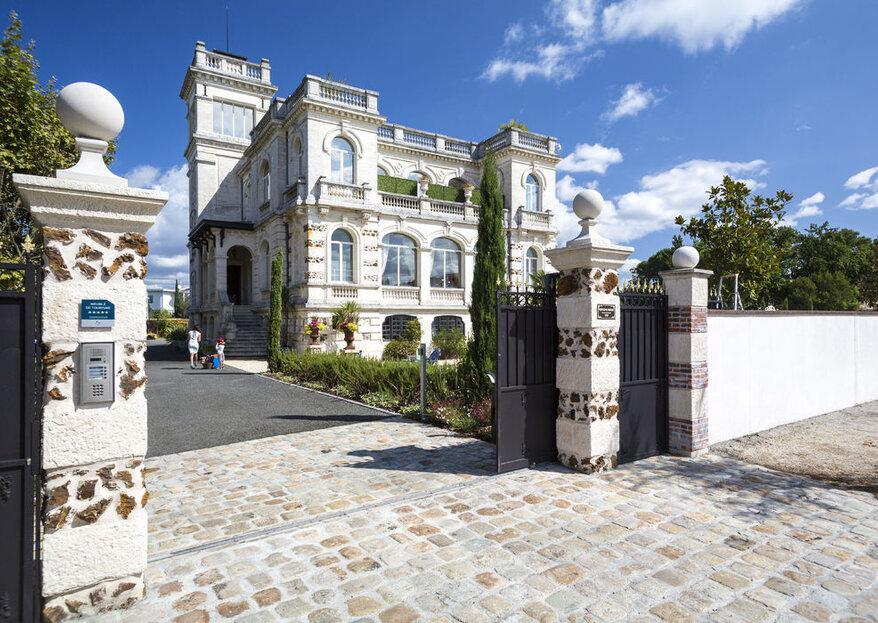 Château Mader : dites-vous «oui » dans l'unique château 5 étoiles au bord du Bassin d'Arcachon