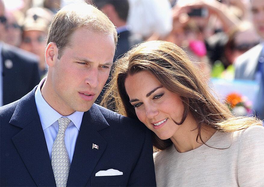 Casamento de William e Kate: a crise do casal real tem nome e apelido