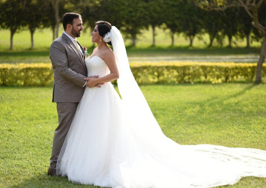 Sandra y Jesús: un extraordinario amor celebrado en tres continentes