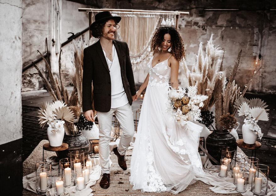 Stressfrei heiraten: Mit diesen Hochzeitsplanern