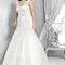 Suknia ślubna Plus Size, syrenka, Foto: Agnes 2015
