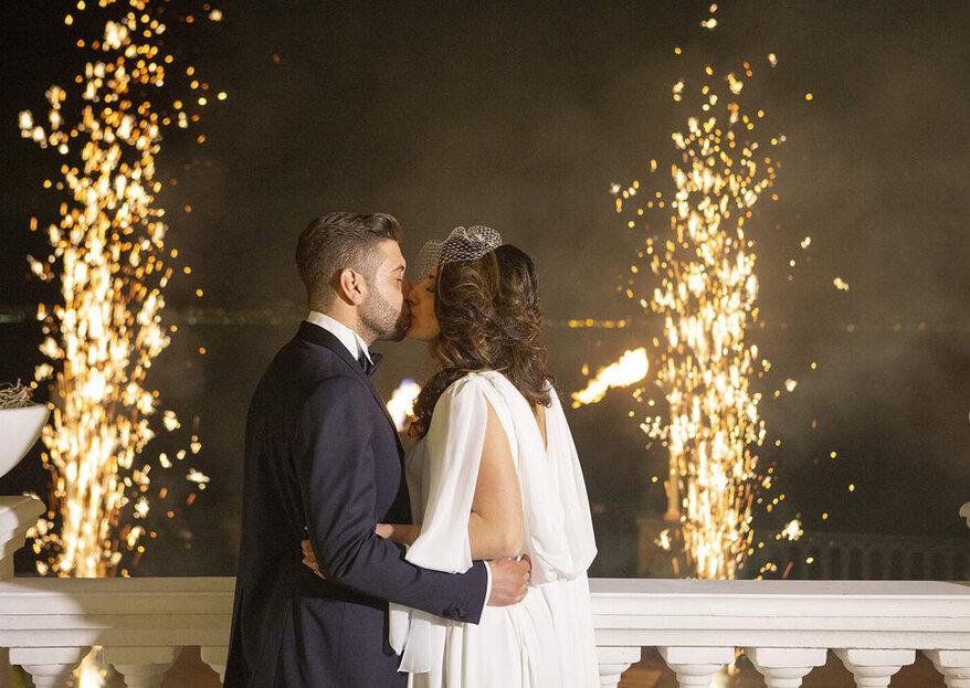 Twins Eventi: il lavoro complementare di due grandi professioniste per le tue nozze...