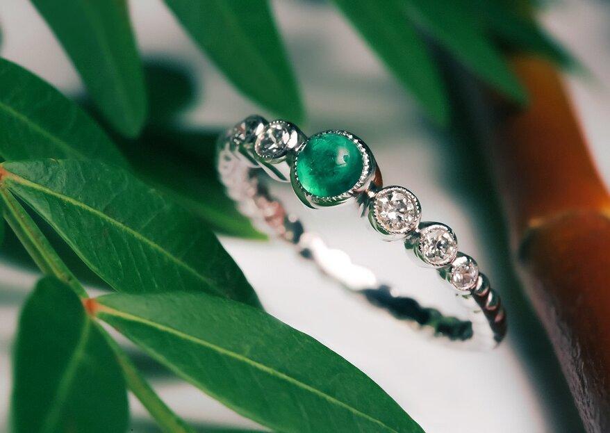 Bijoux Noémie Briand : des créations délicates et romantiques, 100% artisanales