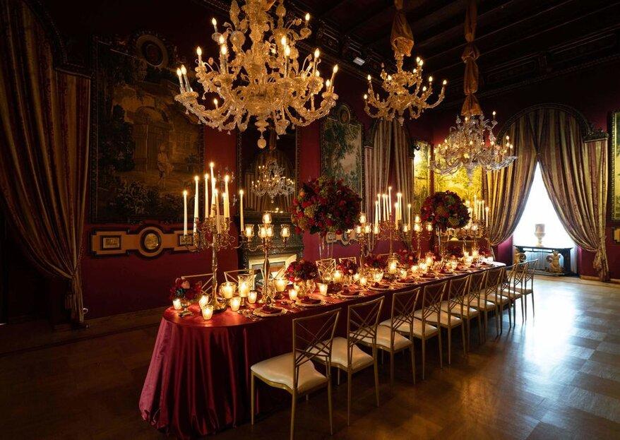 Palazzo Brancaccio: la tua luxury location nel cuore pulsante di Roma