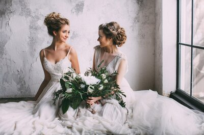 Прическа невесты и форма лица: какие есть нюансы?