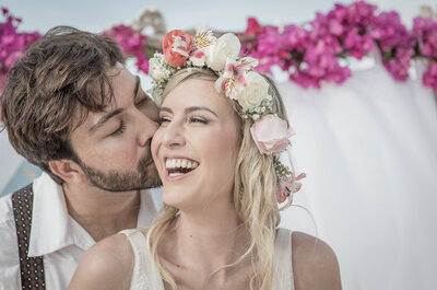 6 razones que indican que casarte en la playa es ¡una excelente idea!