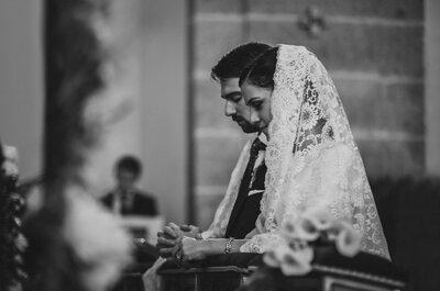 Las claves para un reportaje de bodas perfecto: emoción y creatividad