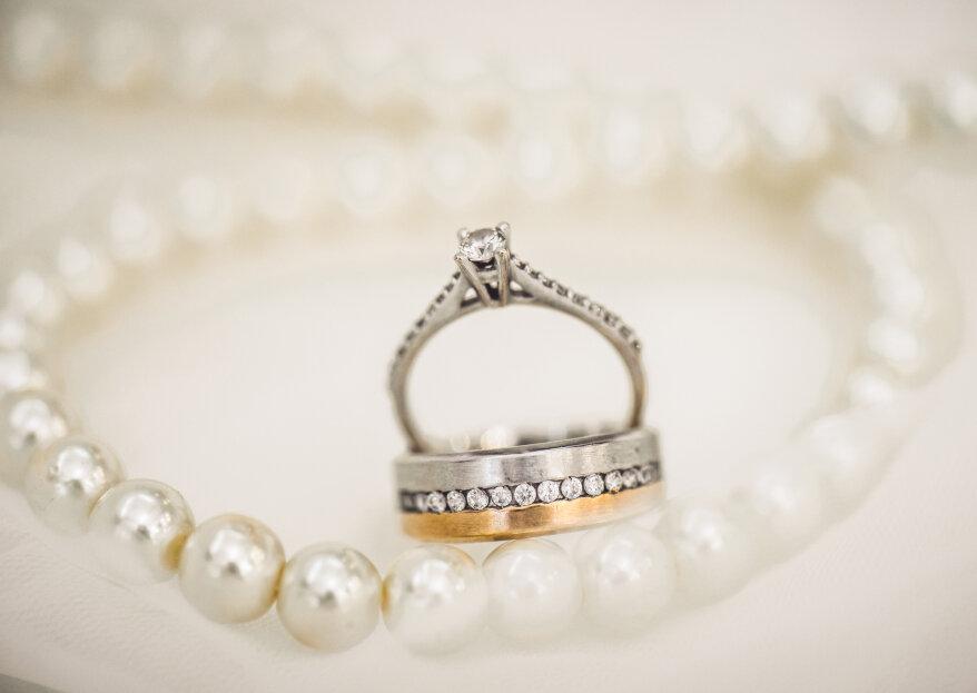 Cómo elegir las joyas de matrimonio: ¡5 aspectos imprescindibles!