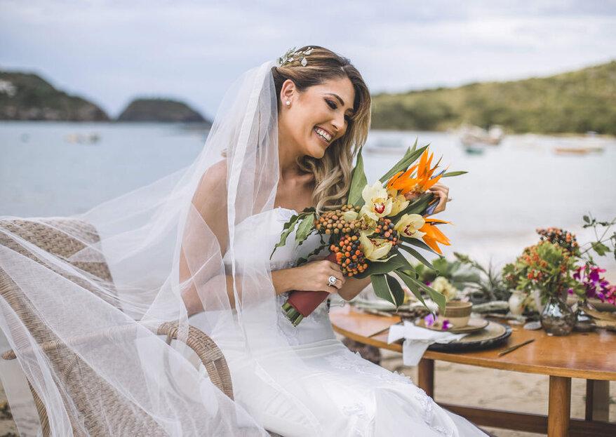 Decoração personalizada: itens decorativos que deixarão o casamento com a sua cara