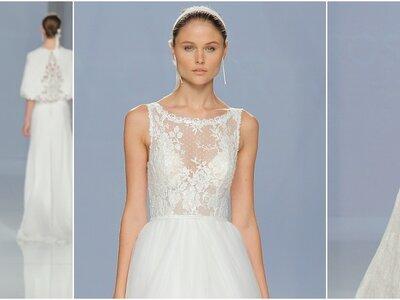 Fotos colección Rosa Clará 2018: los vestidos de novia más inspiradores de la próxima temporada