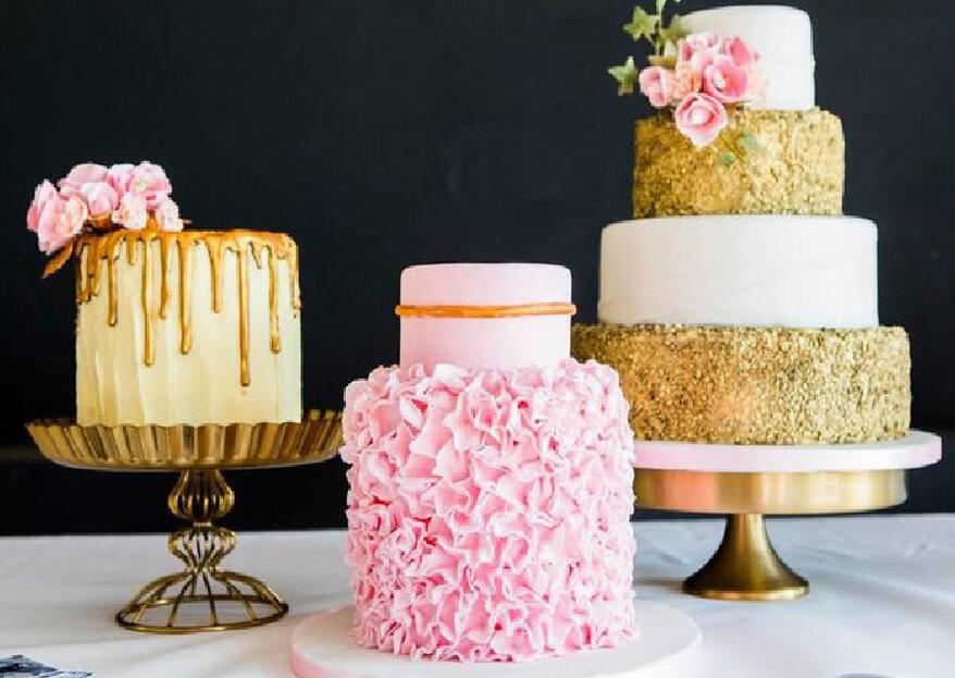 Ga jij voor een bruidstaart of een sweet table?